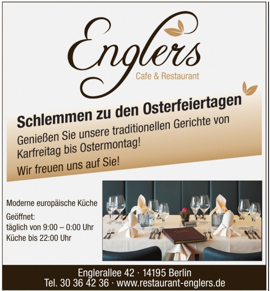 Englers Cafe & Restaurant